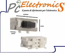 Pulsante Tasto Switch ON/OFF Volume per Tablet Inno Hit 5x1,8mm