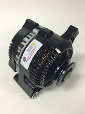 65-85 FORD MUSTANG 3G HIGH OUTPUT SMALL CASE BLACK ALTERNATOR 160A 1V PULLEY