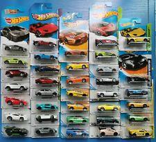 Hot wheels Diecast Toycar - LAMBORGHINI Series - GALLARDO, VENENO, REVENTON
