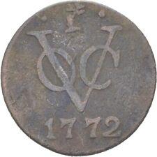 Niederlande  VOC Duit 1772  2,6 g  Kupfer  #LAM171