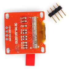 """0.96"""" I2C IIC SPI Serial 128X64 White OLED LCD LED Display Module"""