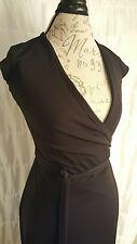 Express Womens Dress XS wrap * short sleeve