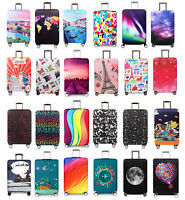 "Luggage Suitcase Travel Elastic Protective Anti-dirty 18""-32"" Trolley Case Cover"