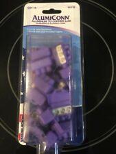King Innovation 95110 AlumiConn 3-Port Aluminum To Copper Lug, 10/Pack