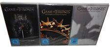 Game of Thrones - Die komplette Staffel/Season 1,2,3 [DVD] Deutsch(e) Versionen