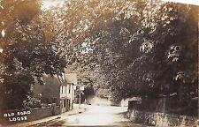 POSTCARD    KENT   LOOSE  Old  Road