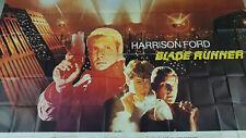 "Blade Runner original french Billboard Poster 400x300cm 157""x118 8 sheets Huge"