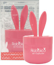 RABBICO Rabbit -Car, Home Air Freshener . Diax Japan - Angel Snow Scent