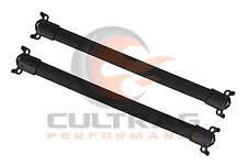 2010-2017 Equinox Terrain Genuine GM Roof Rack Cross Rail Package Black 19202488