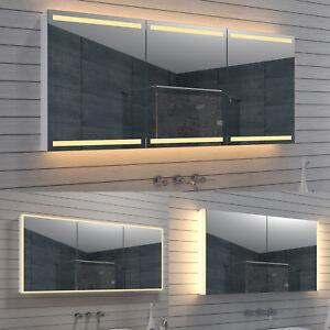 LED Hänge Badezimmer Spiegelschrank Badschrank Kosmetikspiegel Kalt / Warmweiß