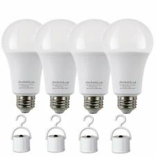 Rechargeable Emergency Bright Light Bulb Battery Operated 9W 10-Pack (5 boxes)