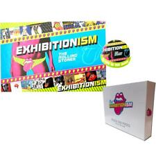 OFFICIAL LICENSED - ROLLING STONES - EXHIBITIONISM GLOW IN DARK 500 PIECE PUZZLE