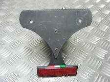 Aprilia Tuono 1000 R 2006 Rear Plate Holder Tail Tidy 583