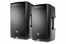 "JBL EON610 10"" 1000W 2-way Multipurpose Self-powered PA Speaker (Pair) New"