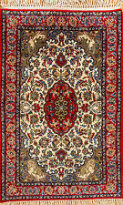 Isfahan Teppich Orientteppich Rug Carpet Tapis Tapijt Tappeto Alfombra Schick