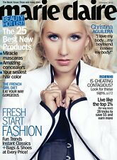 Marie Claire,Christina Aguilera,Angela Lindvall,Kreayshawn,ELLIE GOULDING,Rumer