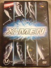 X-Men (DVD, 2004) (Hugh Jackman) region 4