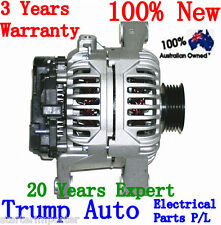 Alternator to Holden Vectra JR JS ZC Engine C20SEL C22SEL 2.0L Petrol