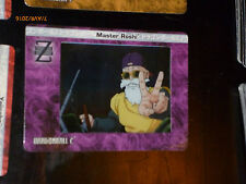 DRAGON BALL Z GT DBZ FILM COLLECTION CARDDASS CARD REG CARTE 27 NM CARDZ ARTBOX