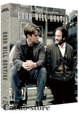 Good Will Hunting (Blu-ray) Lenticular + 16p Booklet + Photo cards / Region A