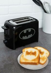 NEW Batman 2-Slice Toaster