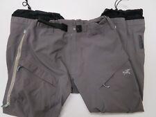 Arcteryx Gore-Tex Ski Pants Mens Large Gray Recco Snowboard