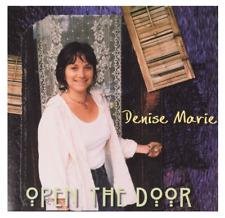 Denise Marie - Open the Door [New CD]