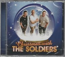Christmas With The Soldiers 12 Track CD 2015 New & Sealed British Army