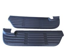 Ford F250 F350 Super Duty Rear Bumper Plastic Step Pad Pair Set New OEM Parts