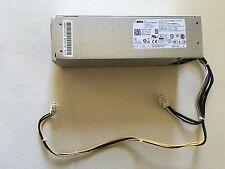 GENUINE Dell Inspiron 3668 240W Desktop Power Supply H240NM-00 DW3M7