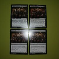 Wanted Scoundrels x4 Ixalan 4x Playset Magic the Gathering MTG