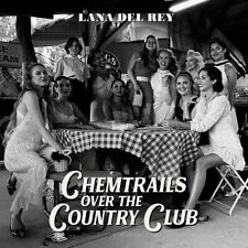 Lana Del Rey - Chemtrails Over The Country Club CD 2021