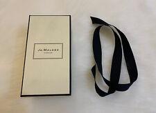 Jo Malone London Paper Gift Box with Black Ribbon