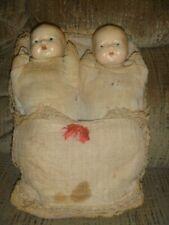 Antique Twin Baby Dolls