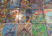 Pokemon Card Lot-10 OFFICIAL TCG Cards Ultra Rare Included-GX/EX/MEGA/or SECRET!