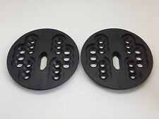 New Burton Snowboard 4 Hole Binding Mounting Plates Disc's Disk's