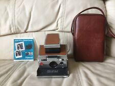 Polaroid SX-70 Instant Camera-Tested&Working-Great Looking-Ships Same Day