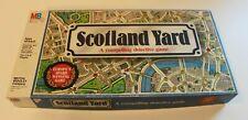 1985 Scotland Yard detective game by Milton Bradley - COMPLETE, EXCELLENT