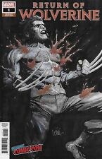 NYCC 2018 Marvel Return of Wolverine #1 Variant Cover Leinil Francis Yu Pre-Sale