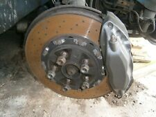 Vauxhall Insignia VXR Front Brake Calipers, disks and pads - Brembo