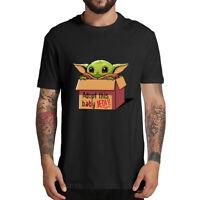 Baby Yoda adopt this Jedi T-Shirt Mandalorian Men's Hoodies Coat Xmas