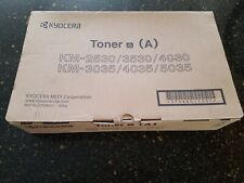Kyocera 370AB011 Black Toner KM-2530 KM-3035 KM-3530 KM-4030 KM-4035 KM-5035 NEW