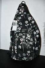 Vera Bradley Lighten Up Sling Backpack in Holland Bouquet #24790-N54 NWT
