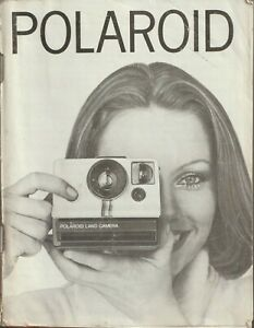 Vintage Polaroid Land Camera Manual Instructions Booklet Guide FREE POST