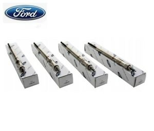 A SET OF 4 BRAND NEW GLOW PLUG FOR FIAT DUCATO 2.2 2006 ONWARD