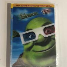 Shrek 3D DVD Kids Movie DVD150