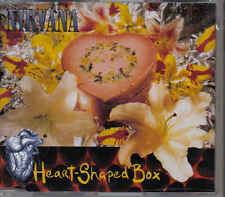 Nirvana-Heart Shaped Box cd maxi single
