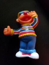 Sesame Street Ernie Wearing Sunglasses Pvc Figure Henson