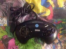 OFFICIAL CONTROLLER - PAD - Mega Drive - Sega - Good Condition - Lot 3