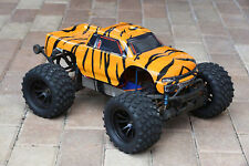Custom Body Tiger Style for Traxxas Stampede 1/10 Truck Car Shell Cover 1:10
